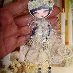 Doll Brooch , O..